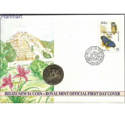 Znaczek Belize 1990 Mi num1043 FDC