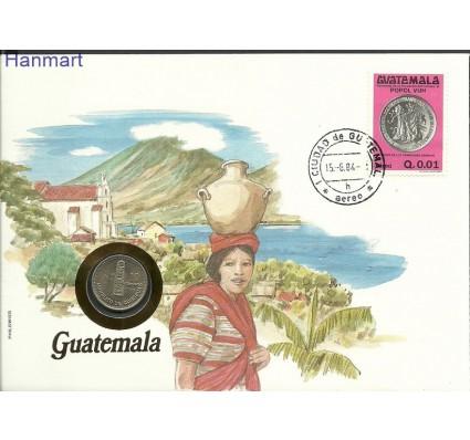 Znaczek Gwatemala 1981 Mi num1167 FDC
