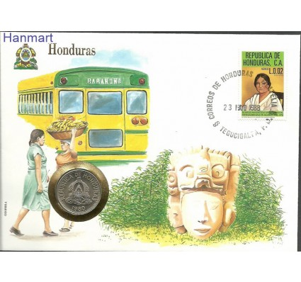 Znaczek Honduras 1981 Mi num977 FDC