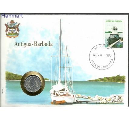 Znaczek Antigua i Barbuda 1986 Mi num939 FDC