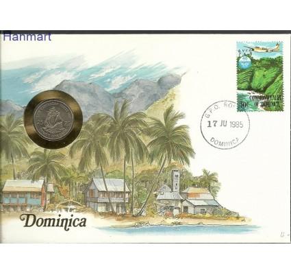 Znaczek Dominika 1984 Mi num889 FDC