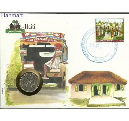 Znaczek Haiti 1981 Mi num1386 FDC