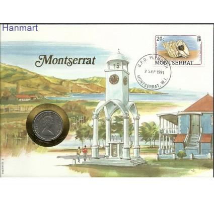 Znaczek Montserrat 1988 Mi num713 FDC