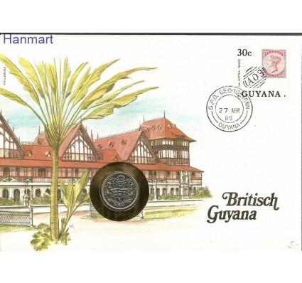 Znaczek Gujana 1983 Mi num1030 FDC