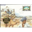 Mauretania 1983 Mi num832 FDC