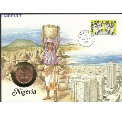 Znaczek Nigeria 1986 Mi numA480 FDC