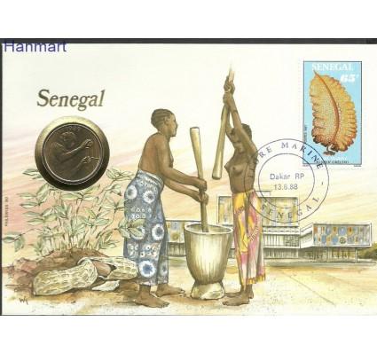 Znaczek Senegal 1988 Mi num979 FDC