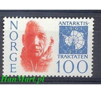 Norwegia 1971 Mi 629 Czyste **