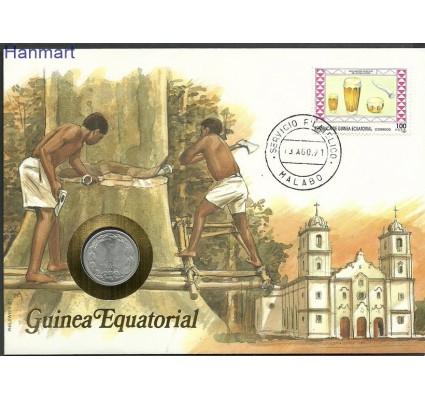 Znaczek Gwinea Równikowa 1990 Mi num1721 FDC