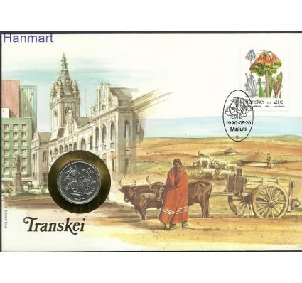 Znaczek Transkei 1990 Mi num259 FDC