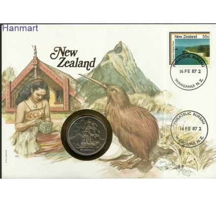 Znaczek Nowa Zelandia 1986 Mi num964 FDC