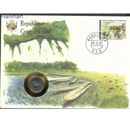 Znaczek Republika Środkowoafrykańska 1989 Mi num1386 FDC