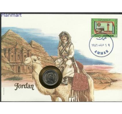 Znaczek Jordania 1983 Mi num1223 FDC