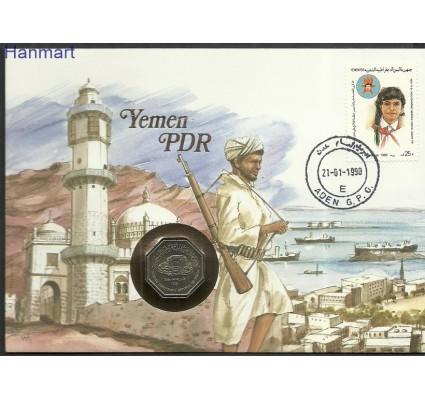 Znaczek Jemen Południowy 1989 Mi num460 FDC