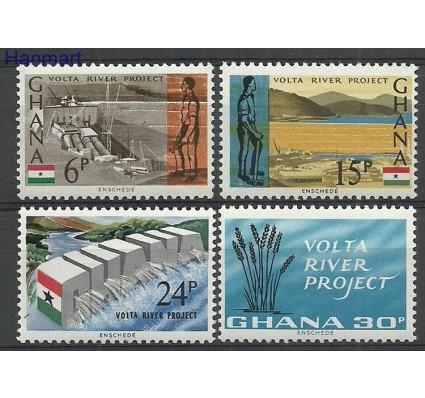 Znaczek Ghana 1966 Mi 253-256 Czyste **