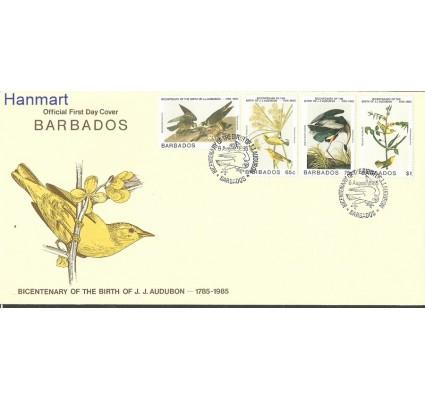 Znaczek Barbados 1985 Mi 638-641 FDC