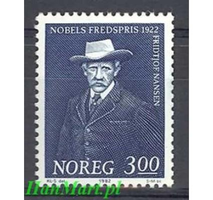 Znaczek Norwegia 1982 Mi 874 Czyste **