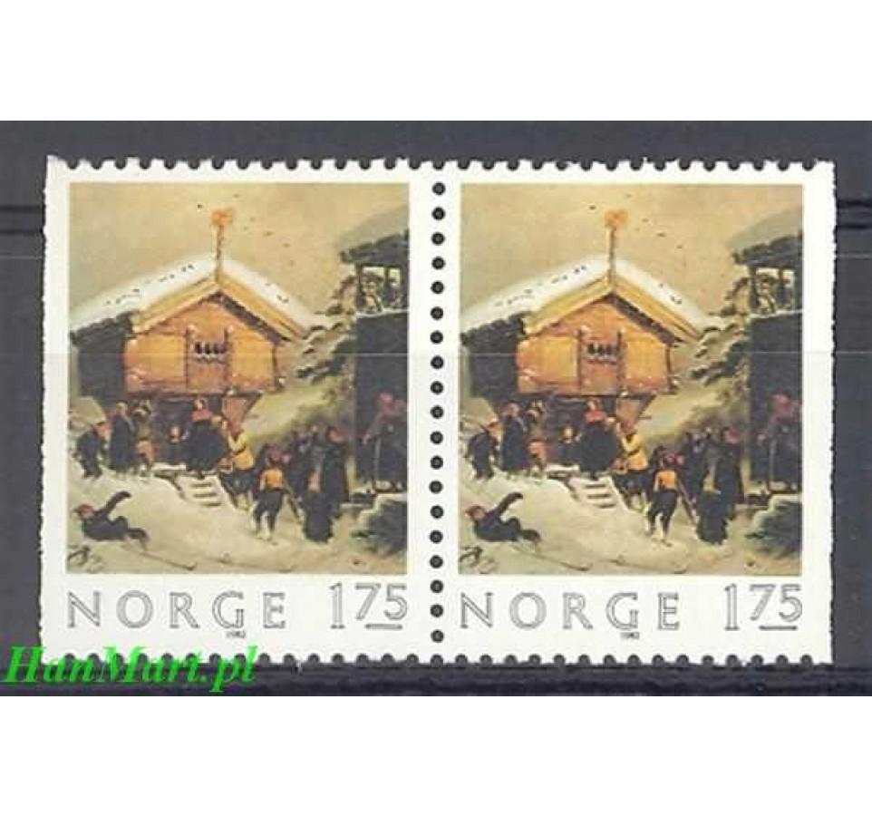 Norwegia 1982 Mi 875DlDr Czyste **