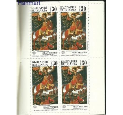 Znaczek Bułgaria 1989 Mi mh 3752-3753+3728+3729 Czyste **