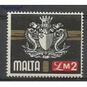 Malta 1973 Mi 471 Czyste **