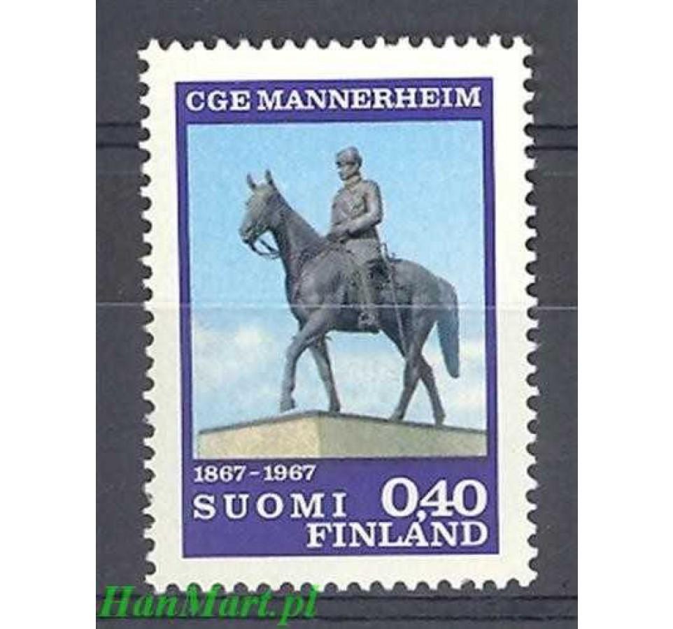 Finlandia 1967 Mi 626 Czyste **