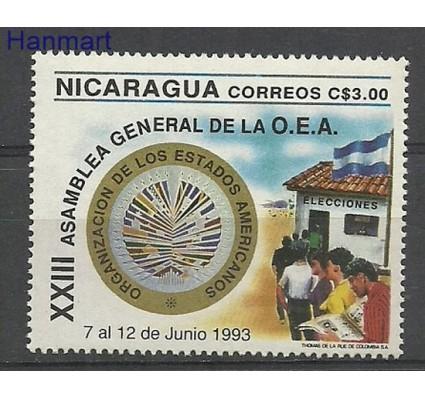 Znaczek Nikaragua 1993 Mi 3193 Czyste **