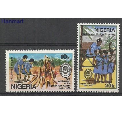 Znaczek Nigeria 1989 Mi 539-540 Czyste **