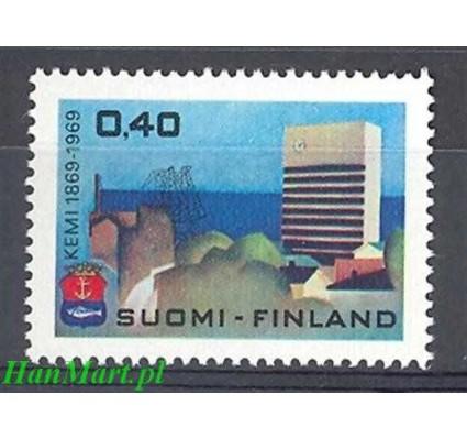 Finlandia 1969 Mi 655 Czyste **