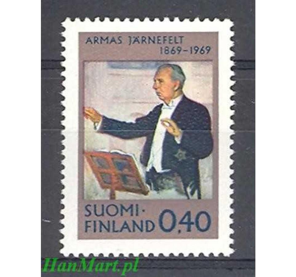 Finlandia 1969 Mi 661 Czyste **