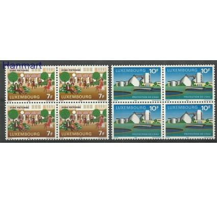 Znaczek Luksemburg 1984 Mi 1095-1096 Czyste **