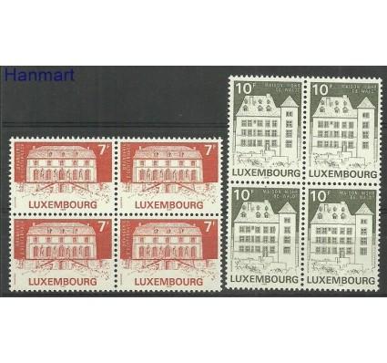 Znaczek Luksemburg 1985 Mi 1131-1132 Czyste **
