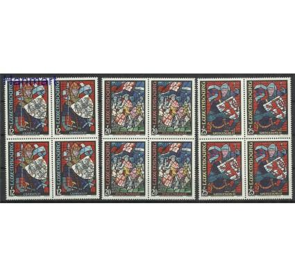 Znaczek Luksemburg 1989 Mi 1227-1229 Czyste **
