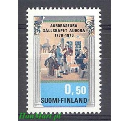 Finlandia 1970 Mi 678 Czyste **