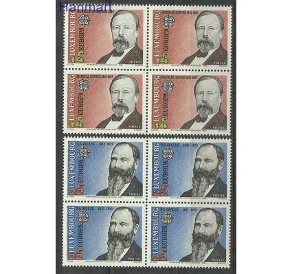 Znaczek Luksemburg 1992 Mi 1293-1294 Czyste **