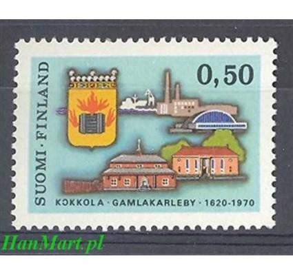 Finlandia 1970 Mi 681 Czyste **