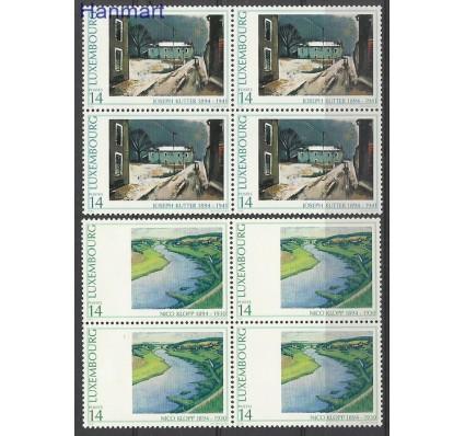 Znaczek Luksemburg 1994 Mi 1338-1339 Czyste **