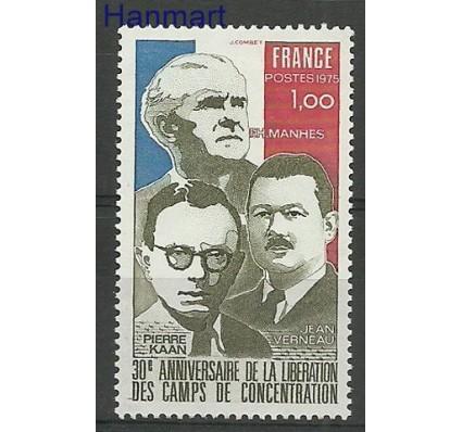 Znaczek Francja 1975 Mi 1932 Czyste **