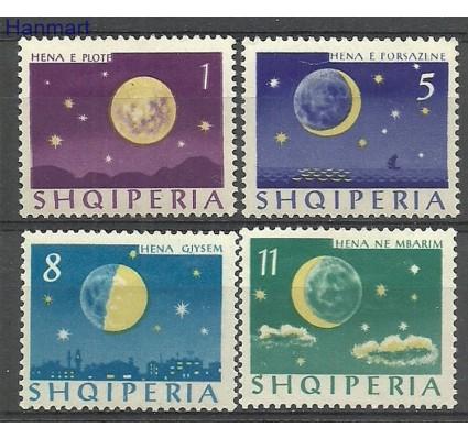 Znaczek Albania 1964 Mi 839-842 Z podlepką *