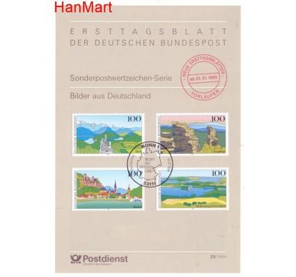 Znaczek Niemcy 1994 Pierwszy dzień wydania
