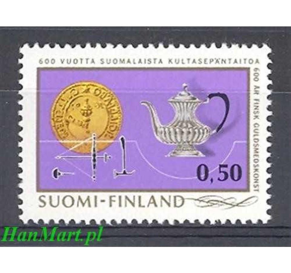 Finlandia 1971 Mi 696 Czyste **