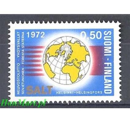 Znaczek Finlandia 1972 Mi 703 Czyste **