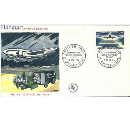 Znaczek Francja 1964 Mi 1471 FDC