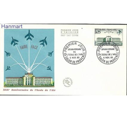 Znaczek Francja 1965 Mi 1528b FDC