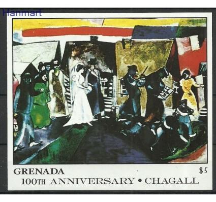 Znaczek Grenada 1986 Mi bl177 Czyste **