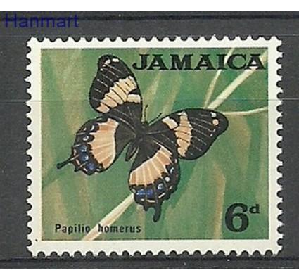 Znaczek Jamajka 1964 Mi 225 Z podlepką *