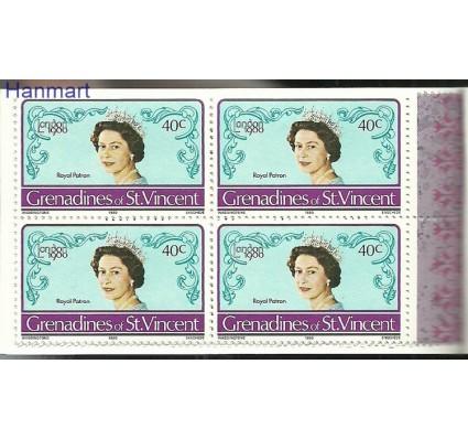 Znaczek Grenadines of St Vincent 1980 Mi mh186-188 Czyste **