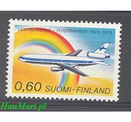 Finlandia 1973 Mi 738 Czyste **