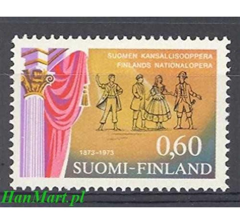 Finlandia 1973 Mi 740 Czyste **