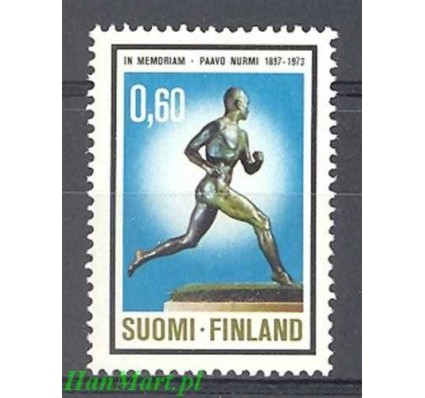Finlandia 1973 Mi 742 Czyste **