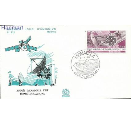 Znaczek Monako 1983 Mi 1585 FDC